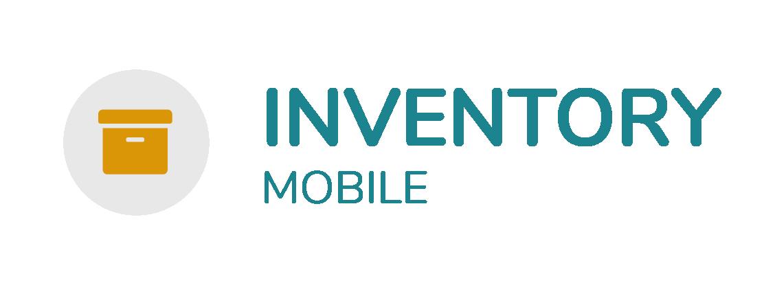 Logo Inventory, notre solution pour les inventaires