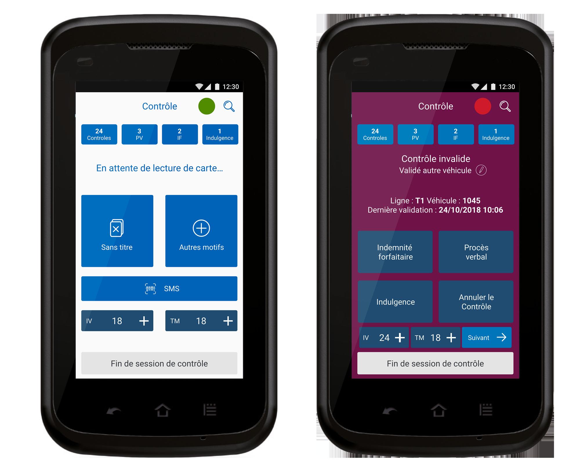 Présentation de l'application mobile TeTT, la solution de verbalisation