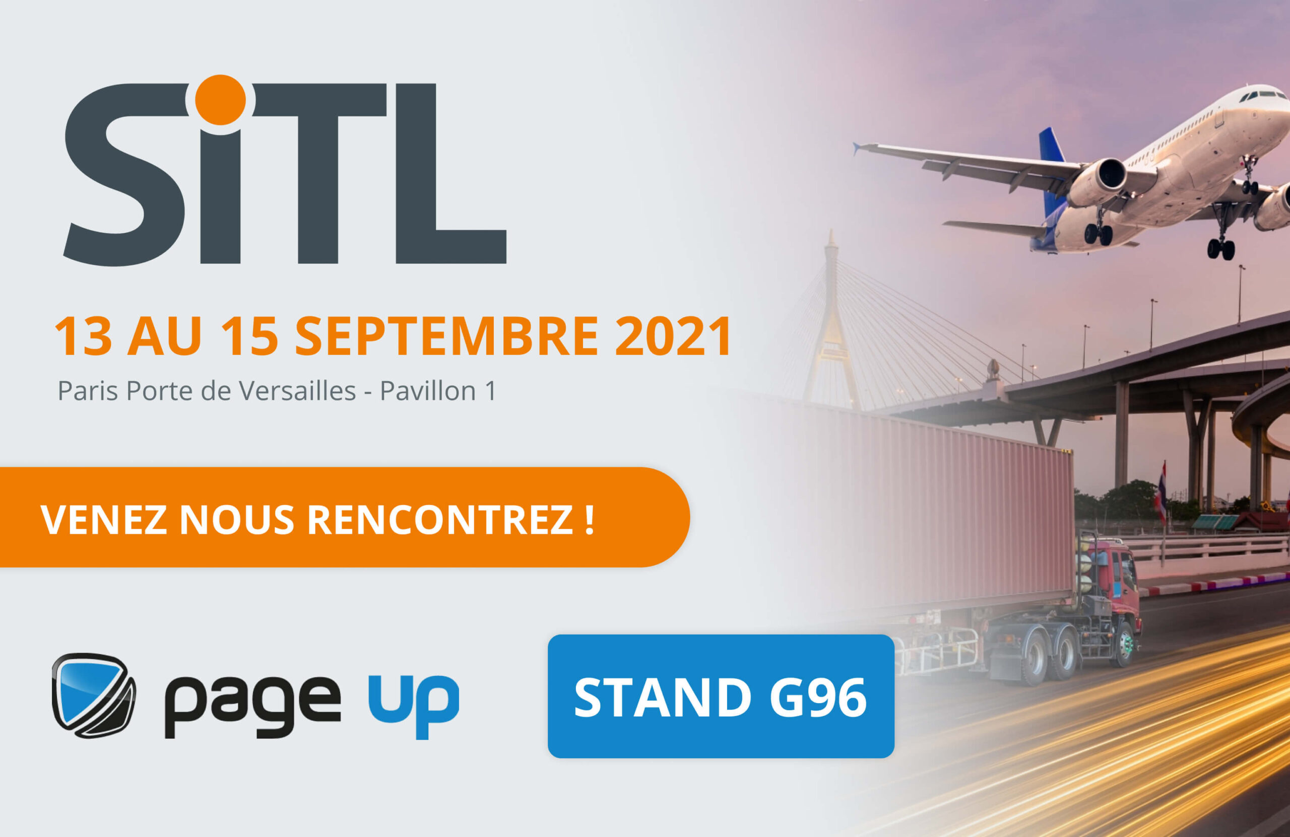 SITL 2021 - Page Up - Stand G96